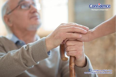 Pertanda Senior Butuh Pertolongan